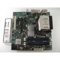 Intel DQ45CB E51804-201 Motherboard With Intel Core 2 Duo E7400 2.80 GHz Cpu