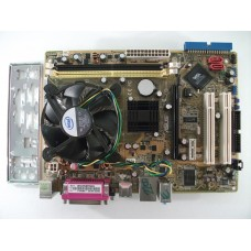 Asus P5VD2-VM SE Socket 775 Motherboard With Intel Dual Core E2200 2.20 GHz Cpu