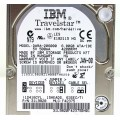 "IBM Travelstar DARA-206000 6.00GB 2.5"" Laptop IDE PATA Hard Drive"