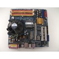 Asrock Conroe1333-DVI/H Socket 775 Motherboard With Core 2 Duo E8400 3.00 GHz Cpu