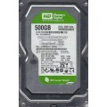 "Western Digital WD5000AADS - 00S9B0 500Gb 3.5"" Internal SATA Hard Drive"