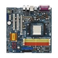 Asrock ALiveNF6G-VSTA Socket AM2 Motherboard With AMD Sempron 3200 Cpu
