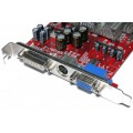 ATI Radeon R9550SE C3D 6057 128MB AGP Graphics Card