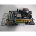 Gigabyte GA-G41M-ES2L Skt 775 Motherboard With Intel Quad Core Q8200 2.33 GHz Cpu
