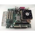 Intel D845EPI C44953-302 Motherboard With Intel Celeron 2.66 GHz Cpu