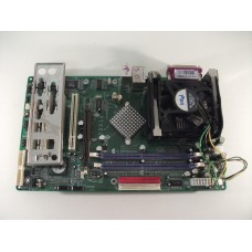 Jetway PT88AS Socket 478 Motherboard With Intel Pentium 3.00 GHz Cpu