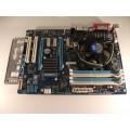 Gigabyte GA-Z68AP-D3 Skt 1155 Motherboard With Intel i3 3.30 GHz Cpu