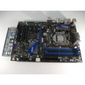 MSI P67A-C45 (B3) MS-7673 Socket 1155 Motherboard With Intel i5-2400 3.10 GHz Cpu
