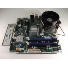 Pegatron IPIEL-LA3 REV: 1.03 Motherboard With Intel Dual Core E5500 2.80 GHz Cpu