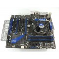 MSI Z68A-GD80 (G3) MS-7672 Motherboard With Intel i3-2100 3.10 GHz Cpu