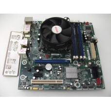 Intel DQ57TM Socket 1156 Motherboard With Intel Core i5 660 3.33 GHz Cpu