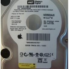 """Western Digital Apple WD2500AAJS - 40VWA0 250Gb 3.5"""" SATA Hard Drive"""