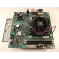 HP Compaq  H-AIRA-RS780L-uATX Motherboard With AMD Athlon II X2 245 2.90 GHz Cpu