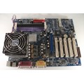 Jetway V266B Socket A (462) Motherboard With AMD Athlon 2200 Cpu