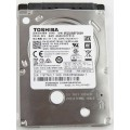"Toshiba MQ02ABF050H 0CJDWT 500Gb 2.5"" Laptop Internal SATA Hard Drive"