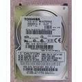 "Toshiba MK6032GAX 0TD276 60Gb 2.5"" Internal PATA Hard Drive"