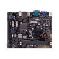 ECS NM70-M REV:1.0 Mini-ITX Motherboard With Intel Celeron 1037U 1.80 GHz Cpu