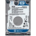 "Western Digital WD5000LPVX - 16V0TT3 500Gb 2.5"" Laptop SATA Hard Drive"