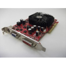 XpertVision Nvidia Geforce 7600GS 256MB DDR2 8X AGP Graphics Card