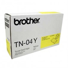 Brother Genuine Toner (Yellow) TN-04Y