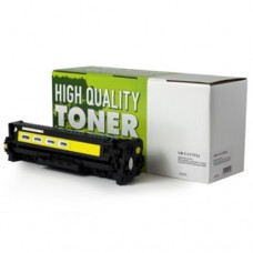 HP UB-T-CF412X Yellow Compatible Toner Cartridge CF412X