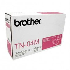 Brother Genuine Toner (Magenta) TN-04M