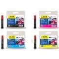 Jet Tec Epson Ink T0611/ T0612/ T0613/ T0614 Black, Cyan, Magenta, Yellow