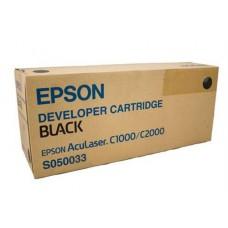 Epson Genuine Toner (Black) C1000/C2000 S050033