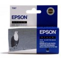 Epson Genuine Original Ink Cartridge T007 Black