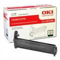OKI C5650/C5750 Genuine Black Image Drum 43870008