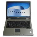 Job Lot 6x Toshiba Satellite Pro A120 PSAC1E Intel Core 2 Duo T5600 1.83 GHz Laptops