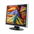 GNR TG704D LM1702 17 Inch LCD Monitor Hard Glass With Built-in Speakers