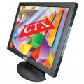 Job Lot 2x CTX S501BA 15 Inch LCD Monitor With In-Built Speakers