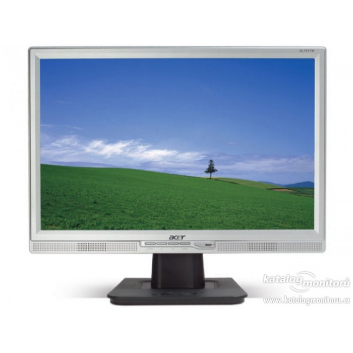 AL1917W MONITOR WINDOWS XP DRIVER