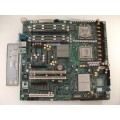 Intel S5000VSA E11011-201 Server Board With Dual Xeon E5440 2.83 GHz CPUs