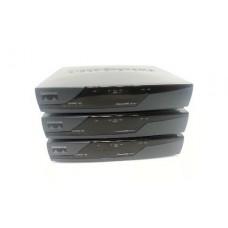 Job Lot 3x Cisco 800 Series 877 0521-06-1086 Router