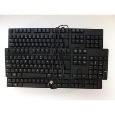 Job Lot 10x Dell KB1421 0M377H Black USB Keyboards