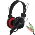 Job Lot 20x HCL Headphones With Microphone Headset