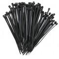 100x Cableties 100mm x 2.5mm Black