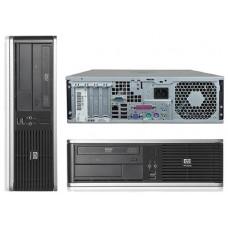 Job Lot 3x HP Compaq dc7800 Intel Core 2 Duo E6750 Desktop PC DVD Drive