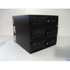 Job Lot 3x HP Compaq Pro 4300 Intel Core i5-3470S 2.90 GHz 4GB 500GB SFF PC