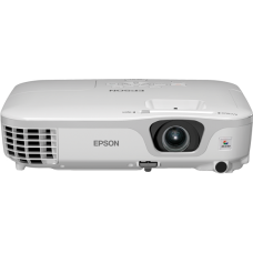 Epson EB-S11 H436B LCD Projector With 3762 Lamp Hours Used
