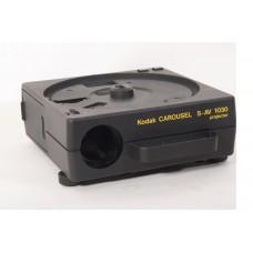 Kodak Carousel S-AV 1030 Projector
