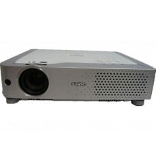 Sanyo ProxtraX PLC-XE30 LCD Multiverse Projector Lamp Hours Used 3271