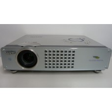 Sanyo PLC-SE20A LCD Projector With 7903 Lamp Hours Used