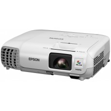 Epson EB-S17 H568B LCD Projector With 2052 Lamp Hours Used