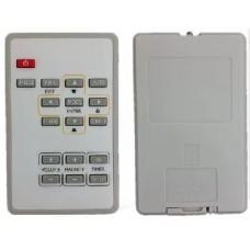 Mitsubishi DLP EX321 EX240U EX220U EW230U-ST EW320U Projector Remote Control