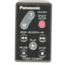 Panasonic VEQ1697 Camcorder Remote Control
