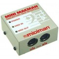 Midiman Mini Macman Macintosh Midi Interface