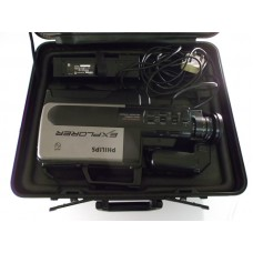 Philips Explorer VKR6850 Video Camera Recorder